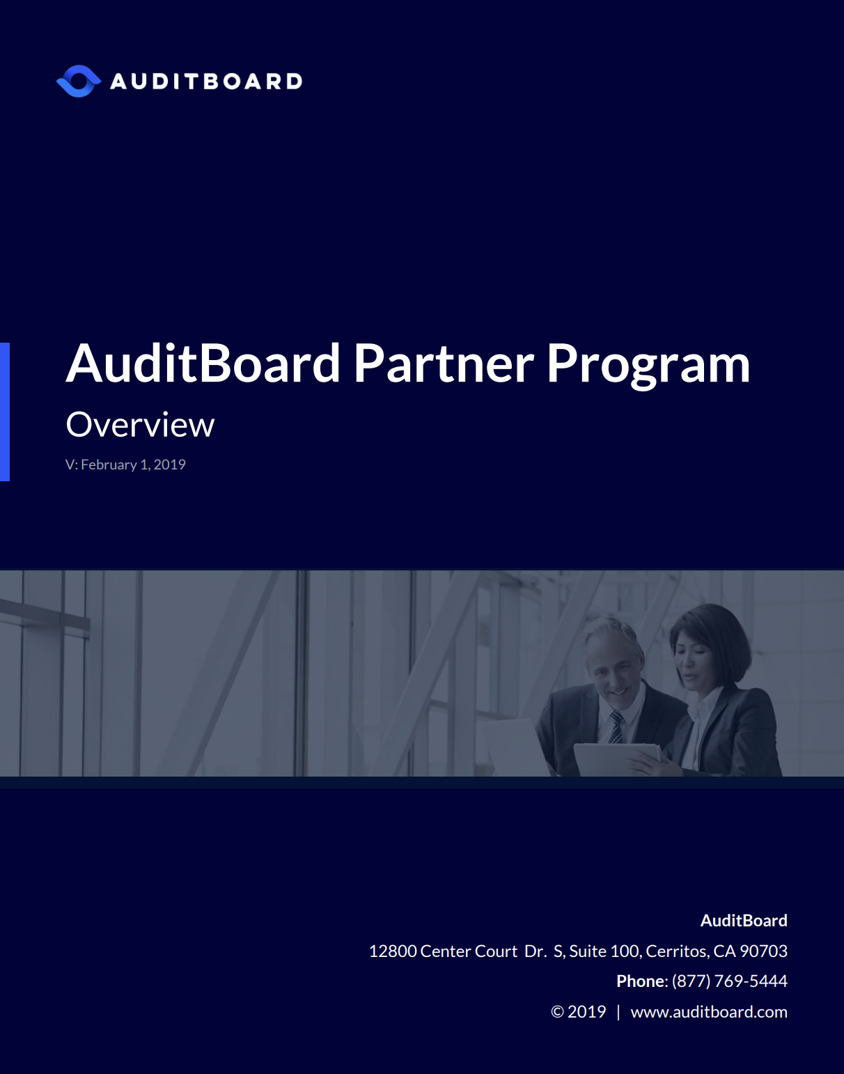 AuditBoard Partner Program