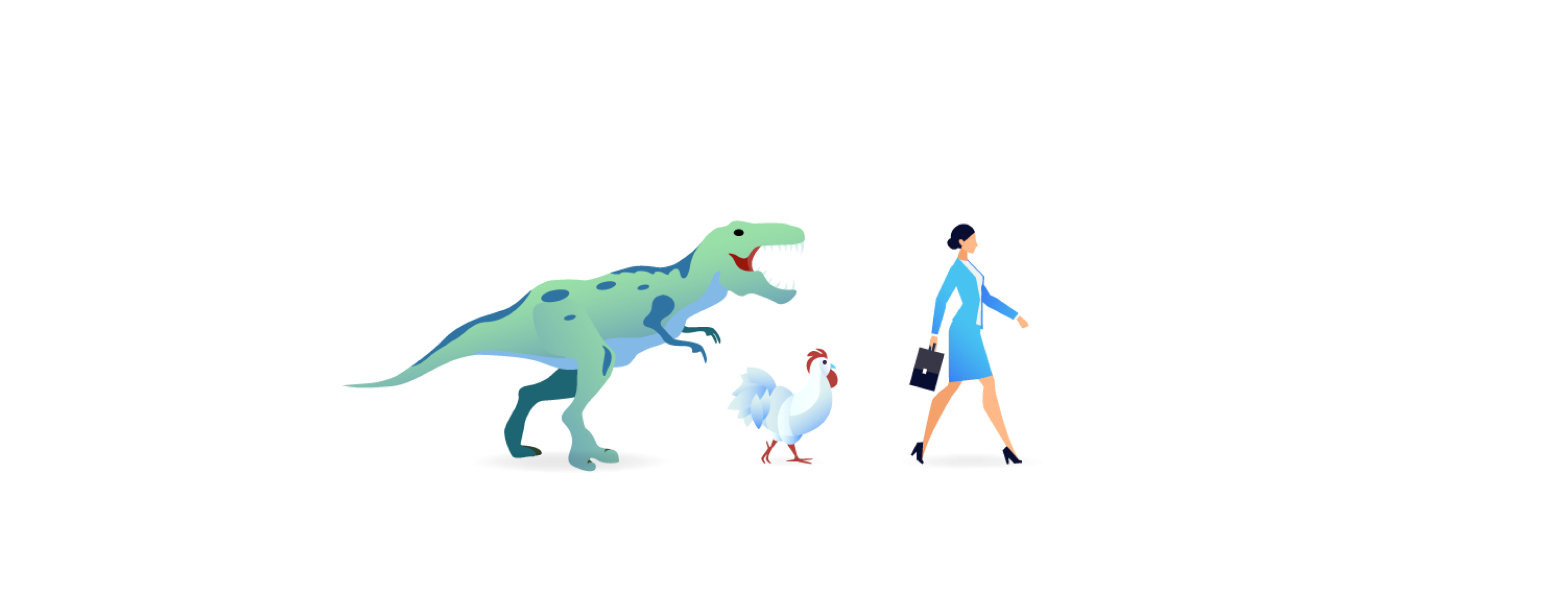 The Future of Internal Audit: Dinosaurs, Chickens, and Data Divas