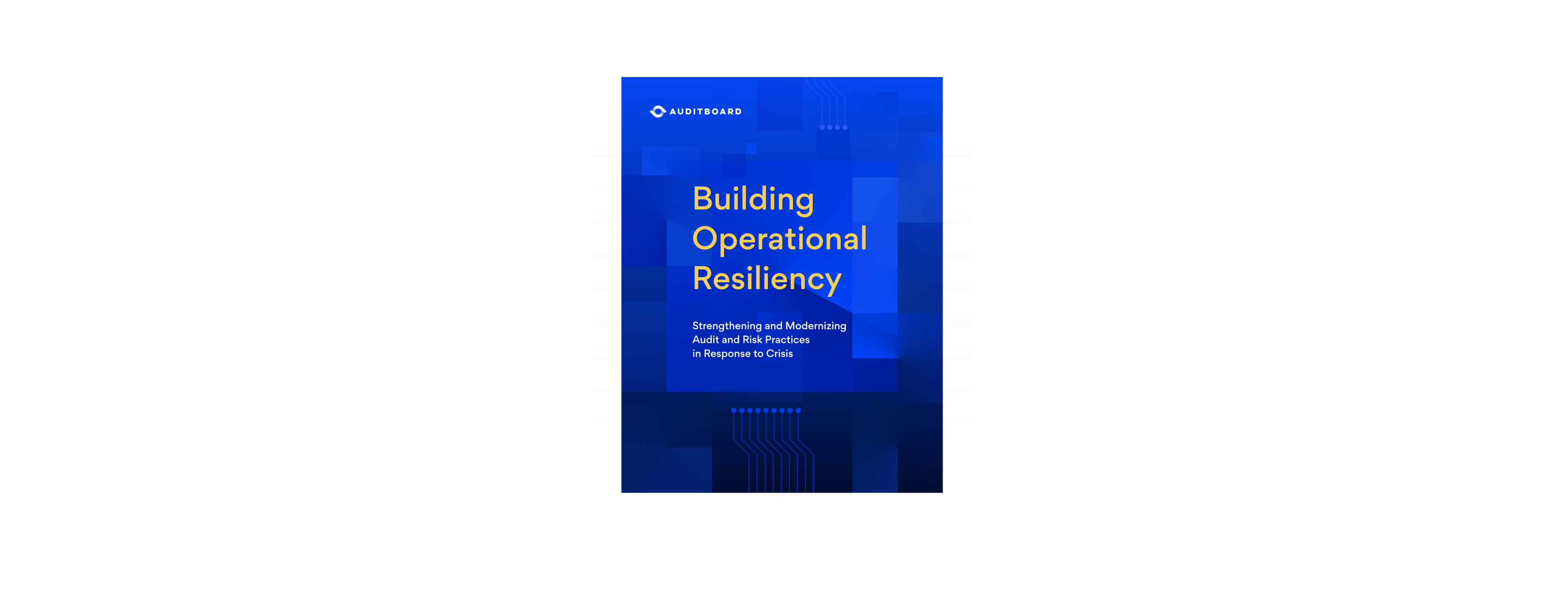 Building Operational Resiliency: Strengthening Audit & Risk Practices