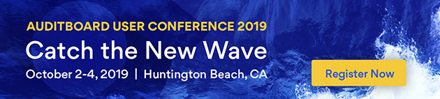 Catch the New Wave | AuditBoard User Conference 2019