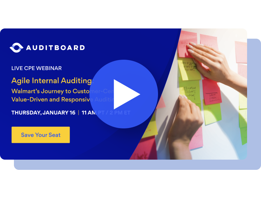 Agile Internal Auditing: Walmart's Journey to Customer-Centered, Value-Driven and Responsive Auditing